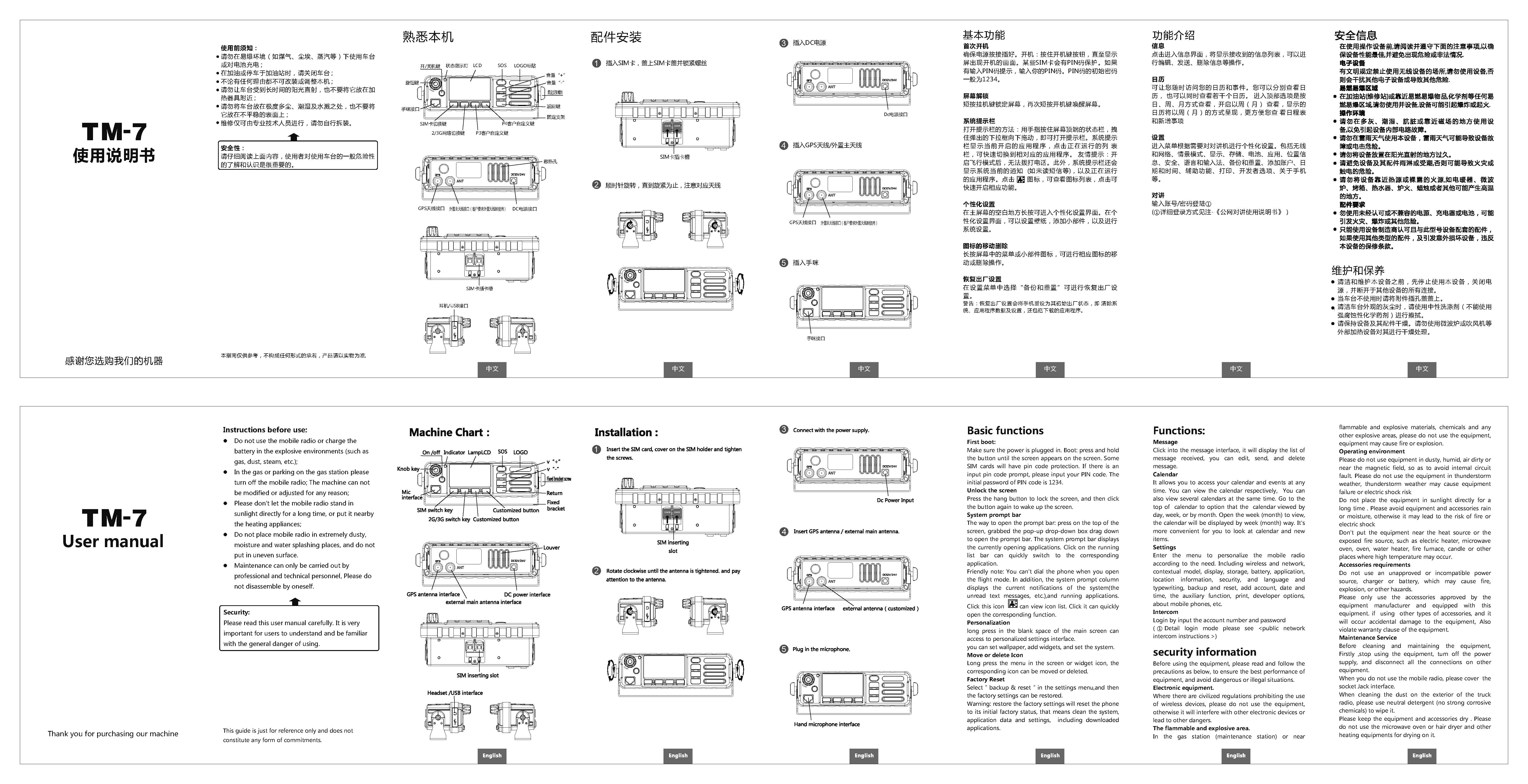 TM-7-User-manual Wiring Diagram Micro Usb on