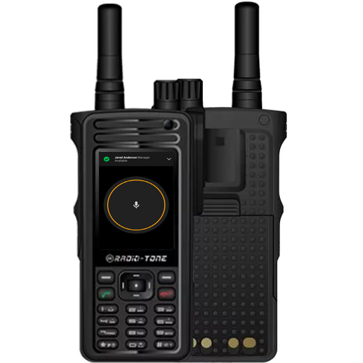 Radio Tone RT4 4G/LTE WiFi + Handheld Microphone + Extra Battery